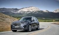 BMW X7 chính thức lộ diện.