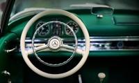 Nội thất ôtô đã thay đổi rất nhiều kể từ năm 1928.