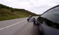 Cuộc đua giữa Honda CBR1000RR và Lamborghini Huracan và 'cái kết đắng'