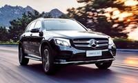 Mercedes-Benz GLC L trục cơ sở dài dành riêng cho thị trường Trung Quốc.