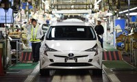 Toyota sắp triệu hồi hơn 1 triệu xe vì lỗi túi khí.