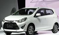 Toyota Wigo dù mới bán tại Việt Nam nhưng đã có mặt ngay tại top 10 mẫu xe bán chạy nhất tháng.