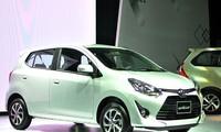 Toyota Wigo soán ngôi vương của Hyundai Grand i10 trong phân khúc A