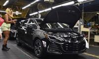 GM sẽ ngừng hoạt động 5 nhà máy tại Mỹ và Canada từ năm 2019.