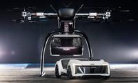 "Mẫu concept ""taxi bay"" Pop.Up Next của Audi."