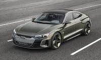 Concept xe điện Audi E-Tron GT