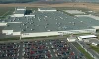 Nhà máy Toyota Peugeot Citroën Automobile Czech (TPCA) tại Kolin (Cộng hòa Séc).