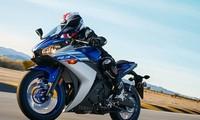 Yamaha R3 là một trong những mô tô nhập khẩu bị triệu hồi lần này.