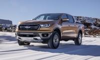 Ford Ranger sắp được bán trở lại tại Mỹ.