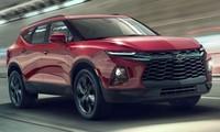 Chevrolet Blazer có thể sẽ ra mắt tại Thái Lan.