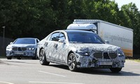 Hình ảnh chạy thử xe Mercedes-Benz S-Class 2020.