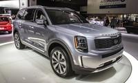 Hình ảnh thực tế KIA Telluride - 'mẫu xe anh em của Hyundai Palisade'