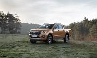 Ford Ranger 2019 dành cho thị trường châu Âu.