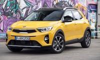 Stonic là mẫu xe nhỏ nhất của KIA tại thị trường châu Âu.