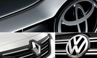 Hãng xe nào bán được nhiều ôtô nhất trong năm 2018?