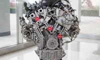 Động cơ V6 của Ford.