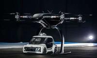Concept taxi bay Pop.Up Next của Audi.