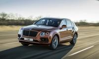 Bentley Bentayga Speed - SUV nhanh nhất thế giới lộ diện