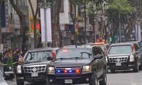 Chevrolet Suburban - mẫu xe xuất hiện nhiều nhất trong đoàn hộ tống Tổng thống Mỹ