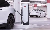 Tesla giới thiệu công nghệ sạc điện siêu nhanh: 5 phút đi được 120 km