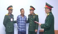 Cơ quan điều tra hình sự Bộ Quốc phòng bắt giữ Lê Quang Hiếu Hùng