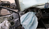 Honda triệu hồi 1,2 triệu xe do lỗi túi khí Takata. Ảnh: The Globe and Mail