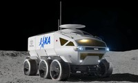 Xe Toyota chuẩn bị được mang lên sử dụng trên mặt trăng