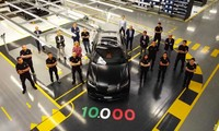 10.000 siêu SUV Lamborghini Urus xuất xưởng chỉ sau 2 năm