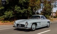 Xe Mercedes-Benz 63 năm tuổi được đấu giá hơn 1 triệu USD
