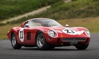 Top 10 chiếc ôtô đấu giá đắt nhất thế giới