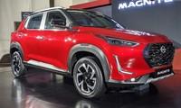 SUV cỡ nhỏ Nissan Magnite chính thức xuất hiện tại Ấn Độ
