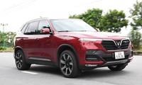 VinFast Lux SA2.0: SUV 7 chỗ bệ vệ, mạnh mẽ và an toàn