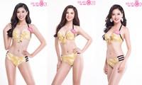 38 thí sinh quyến rũ với bộ ảnh bikini ngay trước Chung khảo phía Bắc