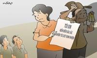 Phó Chủ nhiệm Ủy ban Kiểm tra Tỉnh ủy Hà Giang cho biết bà Hà bị kiểm điểm vì sau khi phát hiện việc con gái được tác động nâng điểm đã không chủ động báo cáo về lý do con được nâng điểm. (Đồ họa: Ngọc Diệp).