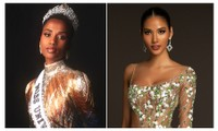 Người đẹp Nam Phi Zozibini Tunzi từng dự đoán Hoàng Thuỳ sẽ đăng quang Miss Universe 2019.