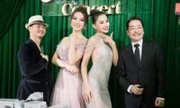 Hoa hậu Tiểu Vy mặc váy xuyên thấu táo bạo, khoe đường cong 'nữ thần'