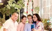 Ngất ngây ngắm loạt biệt thự của sao Việt lộng lẫy đón Giáng Sinh