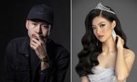 Á hậu Kiều Loan 'cosplay' rapper Đen Vâu trong Táo xuân Canh Tý
