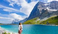 Cô gái Việt 'hạ cánh nơi anh' ở Thụy Sĩ