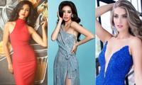 Những đối thủ đáng gờm đầu tiên của Khánh Vân ở Hoa hậu Hoàn vũ 2020
