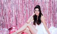 Hoa hậu Khánh Vân khoe chân dài miên man trong bộ ảnh mừng sinh nhật tuổi 25