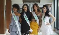 Cận cảnh nhan sắc dàn thí sinh Hoa hậu Chuyển giới quốc tế 2020