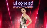 Miss Charm 2020 hoãn tổ chức tại Việt Nam vì dịch Covid-19.