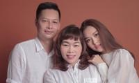 Á hậu Tường San khoe bố 'soái ca' 1m80 và mẹ xinh đẹp trong bộ ảnh gia đình