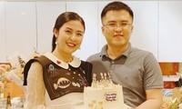 Vừa hoãn cưới vì Covid-19, Ngọc Hân tổ chức sinh nhật giản dị bên bạn trai
