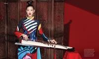 Khánh Vân hé lộ tạo hình độc với áo dài, fans khuyên nên mang tới Miss Universe