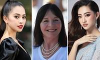 Hoa hậu Tiểu Vy, Lương Thuỳ Linh lo lắng khi Julia Morley mắc Covid-19