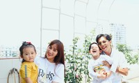 Vợ chồng Khánh Thi - Phan Hiển chi hơn trăm triệu để tập làm nông dân thời COVID