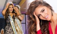 Ngắm đường cong sexy của người đẹp 19 tuổi đăng quang Hoa hậu Quốc tế Mỹ 2020