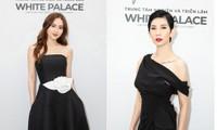 Ninh Dương Lan Ngọc, Xuân Lan cùng khoe vai trần gợi cảm khi đi tuyển người mẫu